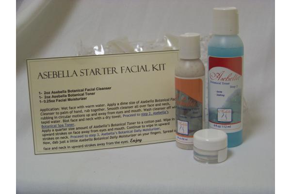Facial Starter Kit